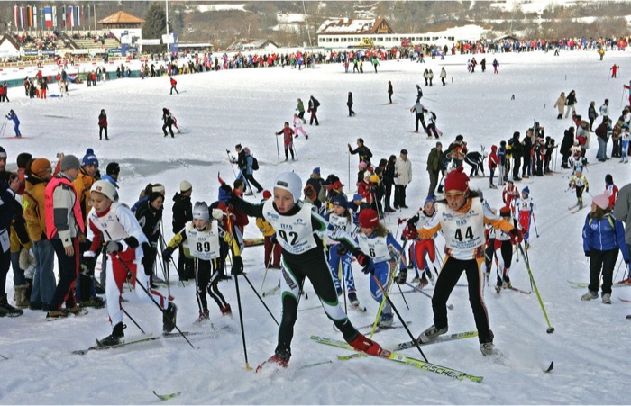 Eventi in Val di Fiemme - The excitement of the international skiing competitions