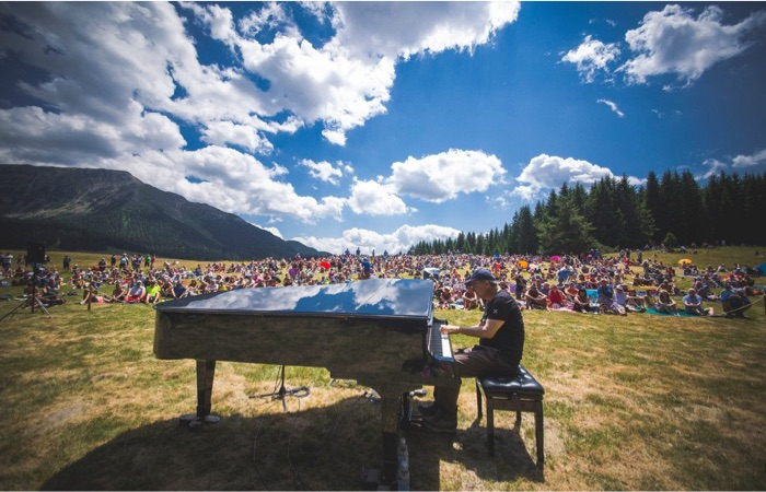 Eventi in Val di Fiemme - Musica ad alta quota